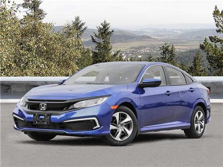 2020 Honda Civic LX (Stk: 20067) in Milton - Image 1 of 23