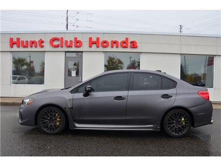 2018 Subaru WRX STI Base (Stk: 7324A) in Gloucester - Image 1 of 24