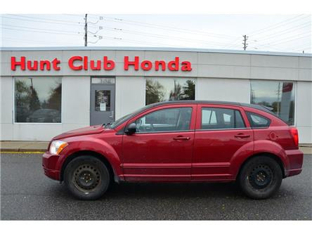 2009 Dodge Caliber SXT (Stk: Y00484B) in Gloucester - Image 1 of 18