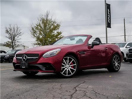 2018 Mercedes-Benz AMG SLC 43 Base (Stk: 38345D) in Kitchener - Image 1 of 17