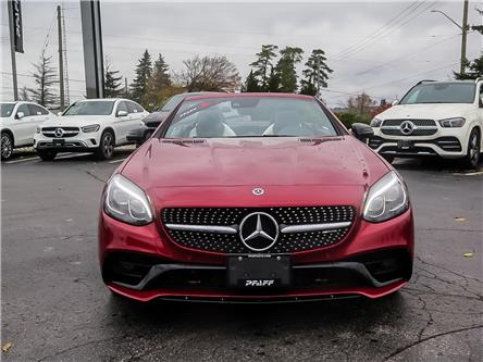 2018 Mercedes-Benz AMG SLC 43 Base (Stk: 38345D) in Kitchener - Image 2 of 17