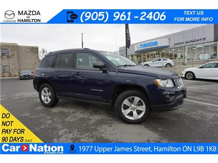 2013 Jeep Compass Sport/North (Stk: HU902A) in Hamilton - Image 1 of 34