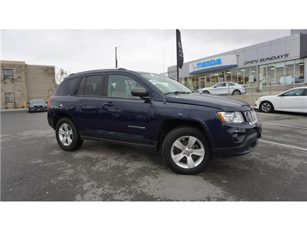 2013 Jeep Compass Sport/North (Stk: HU902A) in Hamilton - Image 2 of 34