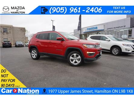2018 Jeep Compass North (Stk: DR250) in Hamilton - Image 1 of 36