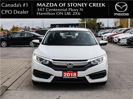 2018 Honda Civic LX (Stk: SR1476) in Hamilton - Image 2 of 22