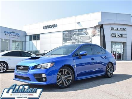 2016 Subaru WRX Sport-tech Package (Stk: U822116) in Mississauga - Image 1 of 28