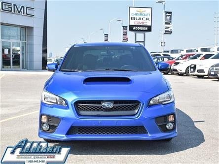 2016 Subaru WRX Sport-tech Package (Stk: U822116) in Mississauga - Image 2 of 28