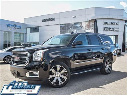 2018 GMC Yukon SLT (Stk: U228441) in Mississauga - Image 1 of 29