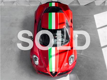 2015 Alfa Romeo 4C Launch Edition (Stk: ZARBAAC44FM127674) in Woodbridge - Image 1 of 41
