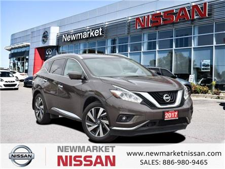 2017 Nissan Murano Platinum (Stk: UN1017) in Newmarket - Image 1 of 27