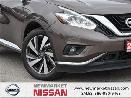2017 Nissan Murano Platinum (Stk: UN1017) in Newmarket - Image 2 of 27