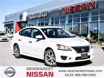 2015 Nissan Sentra 1.8 SR (Stk: UN1038A) in Newmarket - Image 1 of 23