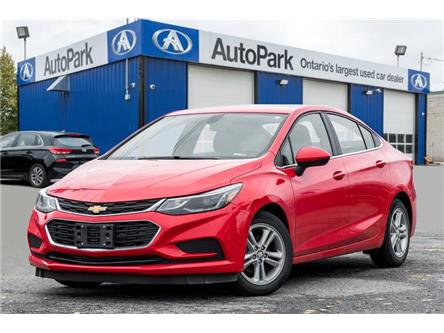 2017 Chevrolet Cruze LT Auto (Stk: 17-05503T) in Georgetown - Image 1 of 17