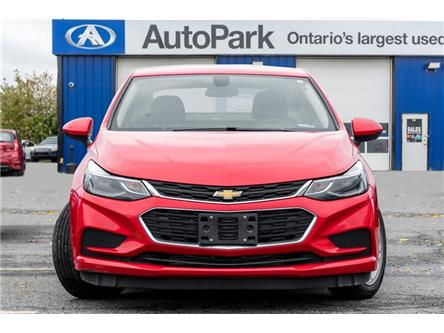 2017 Chevrolet Cruze LT Auto (Stk: 17-05503T) in Georgetown - Image 2 of 17