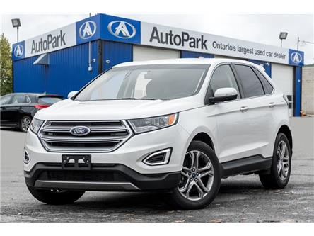 2018 Ford Edge Titanium (Stk: 18-00450T) in Georgetown - Image 1 of 18