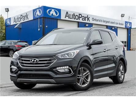 2018 Hyundai Santa Fe Sport 2.4 Base (Stk: 18-61848R) in Georgetown - Image 1 of 19