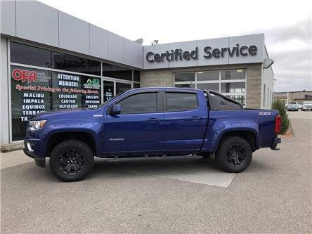 2017 Chevrolet Colorado Z71 (Stk: 9B053A) in Blenheim - Image 1 of 18
