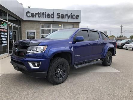 2017 Chevrolet Colorado Z71 (Stk: 9B053A) in Blenheim - Image 2 of 18