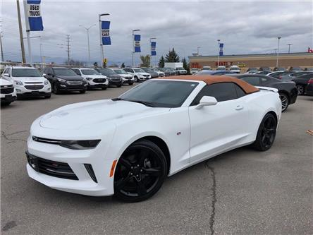 2018 Chevrolet Camaro 1LT|2.0L|CONVERTIBLE|BLUETOOTH| (Stk: 286456A) in BRAMPTON - Image 2 of 17