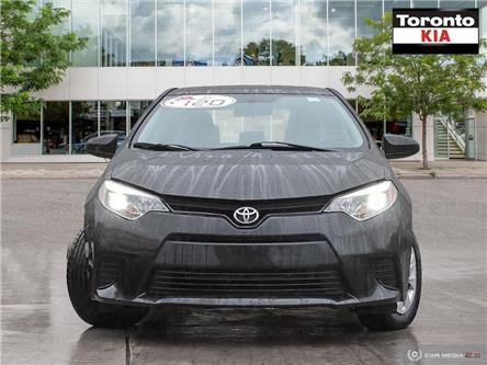 2014 Toyota Corolla CE/Air Condition/Automatic/ (Stk: K31851) in Toronto - Image 2 of 27