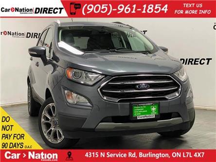 2018 Ford EcoSport Titanium (Stk: DRD2877) in Burlington - Image 2 of 38