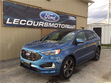 2020 Ford Edge ST (Stk: 20-62) in Kapuskasing - Image 1 of 8
