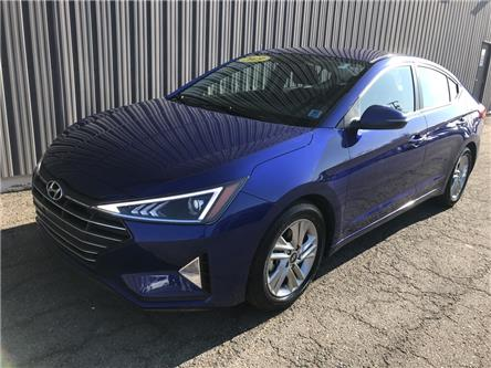 2019 Hyundai Elantra Preferred (Stk: U3535) in Charlottetown - Image 1 of 22
