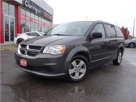 2016 Dodge Grand Caravan SE/SXT (Stk: KC822386A) in Bowmanville - Image 1 of 21