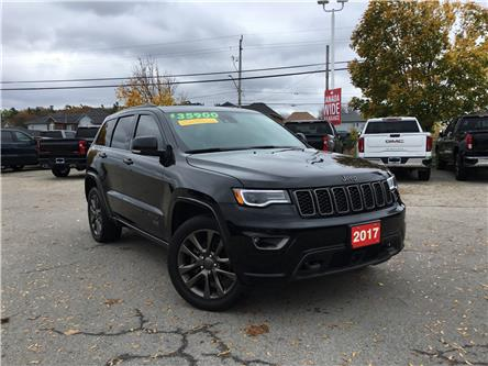 2017 Jeep Grand Cherokee Limited (Stk: K357A) in Grimsby - Image 1 of 24
