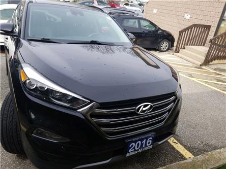 2016 Hyundai Tucson Ultimate (Stk: OP10563) in Mississauga - Image 2 of 17