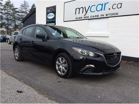 2015 Mazda Mazda3 Sport GX (Stk: 191665) in North Bay - Image 1 of 19
