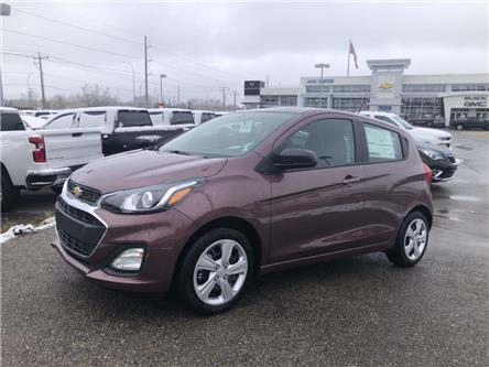 2019 Chevrolet Spark LS CVT (Stk: KC777785) in Calgary - Image 1 of 15