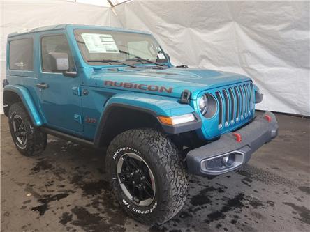 2020 Jeep Wrangler Rubicon (Stk: 201088) in Thunder Bay - Image 1 of 12