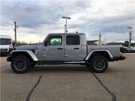 2020 Jeep Gladiator Overland (Stk: 20GD4151) in Devon - Image 1 of 12