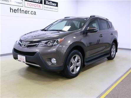 2015 Toyota RAV4 XLE (Stk: 196131) in Kitchener - Image 1 of 32
