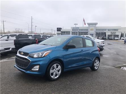 2019 Chevrolet Spark LS CVT (Stk: KC798045) in Calgary - Image 1 of 15