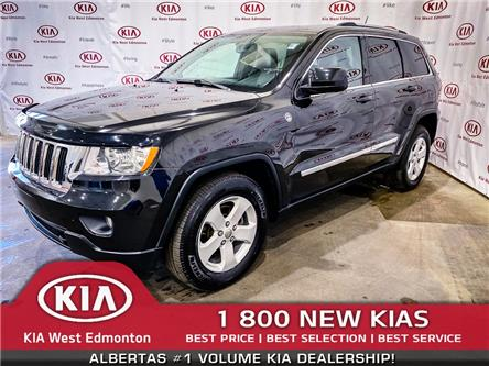 2013 Jeep Grand Cherokee Laredo (Stk: 21985A) in Edmonton - Image 1 of 40