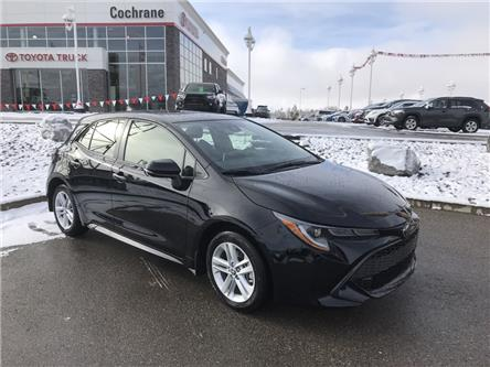 2020 Toyota Corolla Hatchback Base (Stk: 200096) in Cochrane - Image 1 of 22