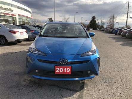 2019 Toyota Prius Technology (Stk: 200190AA) in Whitchurch-Stouffville - Image 2 of 14