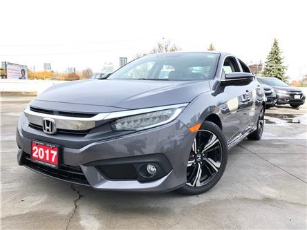 2017 Honda Civic Touring (Stk: HP3562) in Toronto - Image 1 of 27