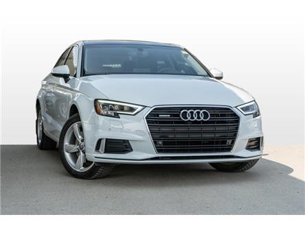 2018 Audi A3 2.0T Technik (Stk: N4832) in Calgary - Image 1 of 17