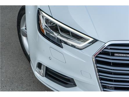 2018 Audi A3 2.0T Technik (Stk: N4832) in Calgary - Image 2 of 17