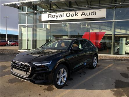 2019 Audi Q8 55 Progressiv (Stk: N5002) in Calgary - Image 1 of 27