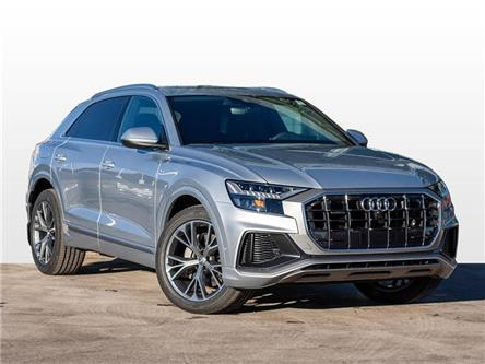2019 Audi Q8 55 Technik (Stk: N5021) in Calgary - Image 1 of 16