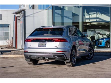 2019 Audi Q8 55 Technik (Stk: N5021) in Calgary - Image 2 of 16