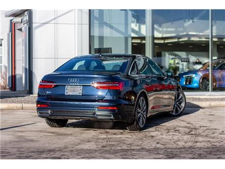 2019 Audi A6 55 Progressiv (Stk: N5026) in Calgary - Image 2 of 13