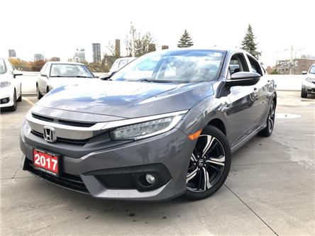 2017 Honda Civic Touring (Stk: HP3561) in Toronto - Image 1 of 26