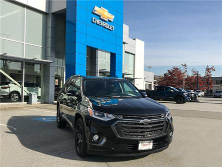 2019 Chevrolet Traverse Premier (Stk: 9TR1680T) in North Vancouver - Image 2 of 14