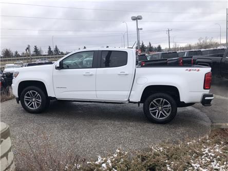 2019 Chevrolet Colorado WT (Stk: K1350188) in Calgary - Image 2 of 17