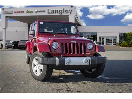 2011 Jeep Wrangler Unlimited Sahara (Stk: L164812A) in Surrey - Image 1 of 22